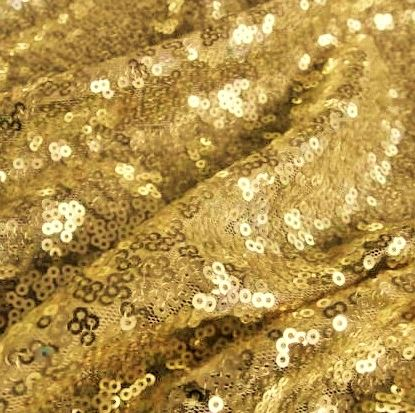 Busy Shiny Sequin GOLD