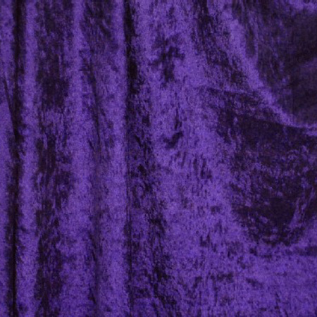 Crush Velour PURPLE