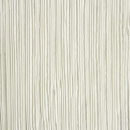 Lightweight Pleated Polyester IVORY