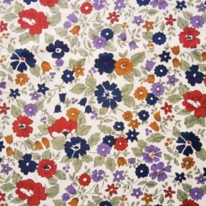 Premium Cotton Lawn FLOWER MULTI