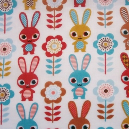 Poly Cotton BUNNIES