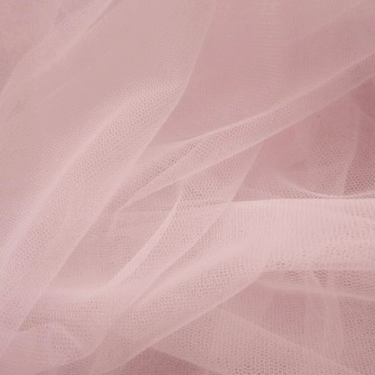 Soft Poly Tulle PALE PINK