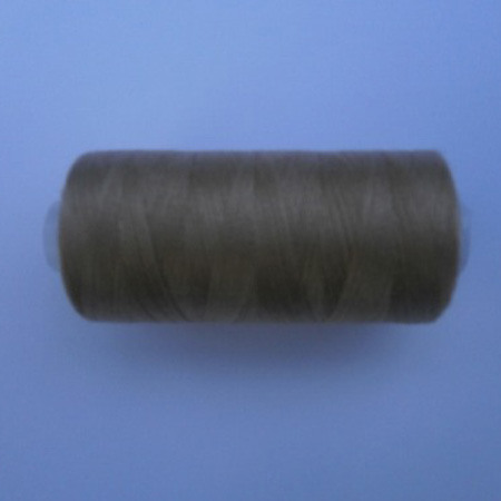 Polyester Thread SILVER GREY