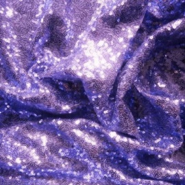 Busy Shiny Sequin LILAC