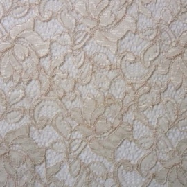 Corded Lace SAND
