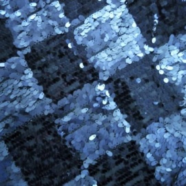Hanging Sequin Squares NAVY