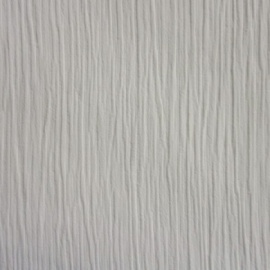 Lightweight Crinkle Polyester IVORY