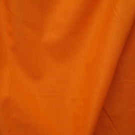 Plain Cotton ORANGE