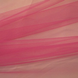Soft Poly Tulle CYCLAMEN