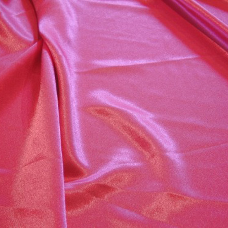 Crepe Back Satin HOT PINK