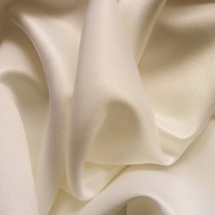 Crepe Back Satin Superior IVORY