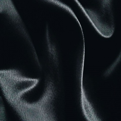 Crepe Back Satin Superior BLACK