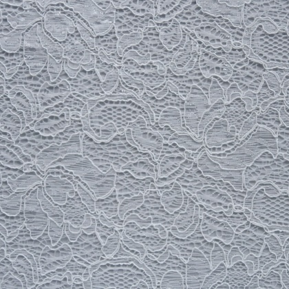 Corded Lace NEW WHITE