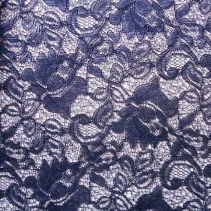 Corded Lace NAVY