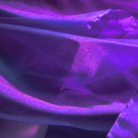 Crystal Organza PURPLE