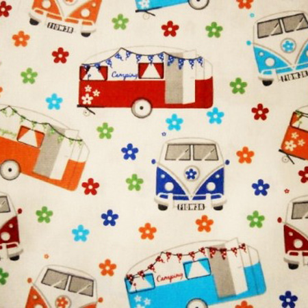 Cotton Print CAMPER