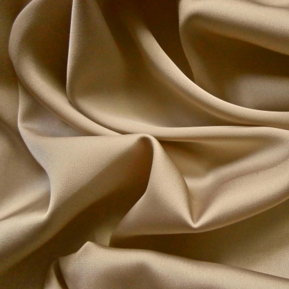 Lightweight Silky Satin With Stretch MINK