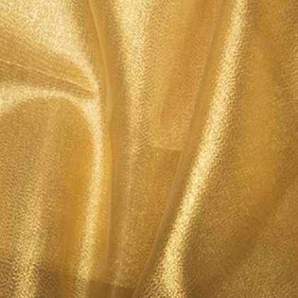 Metallic Organza GOLD