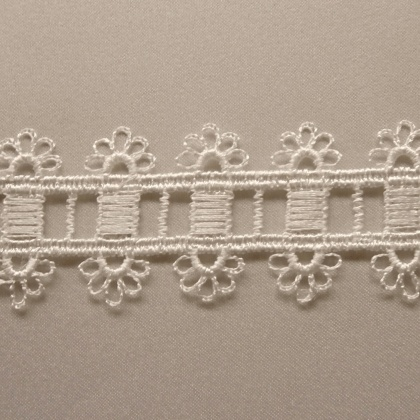 Ornate Steps  Edging Trim IVORY