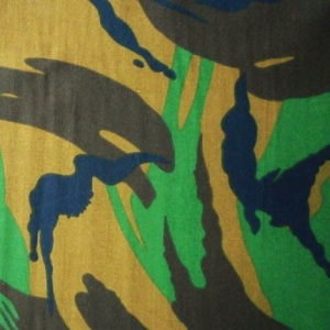 Poly Cotton CAMOUFLAGE