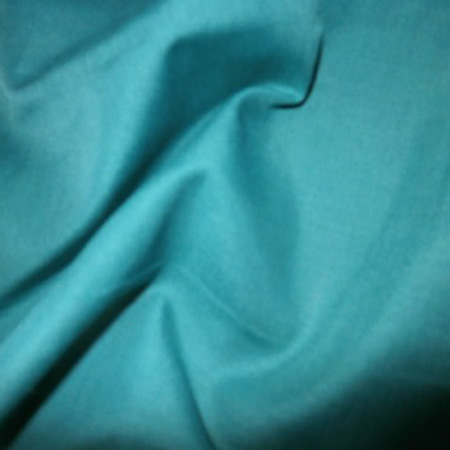 Poly Cotton TEAL