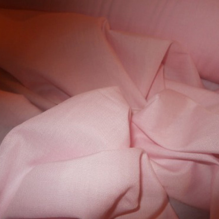 Poly Cotton BABY PINK