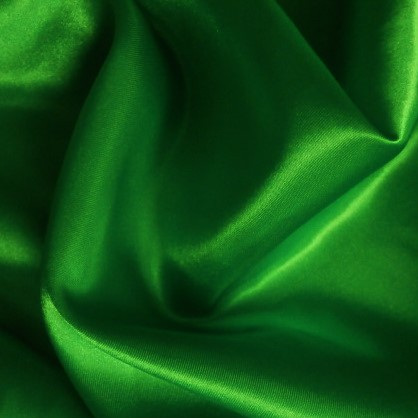 Polyester Satin EMERALD