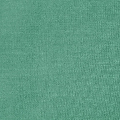Stretch Cotton-look Polyester COOL GREEN