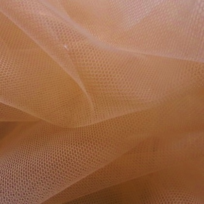 Soft Poly Tulle FLESH