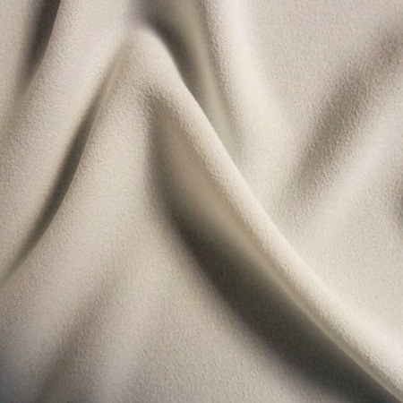 Textured Crepe IVORY