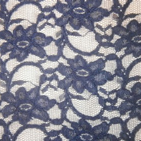 Tulle Lace Cord NAVY