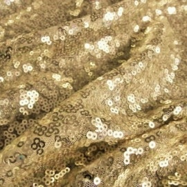 Busy Shiny Sequin NEW GOLD