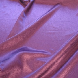 Crepe Back Satin PURPLE