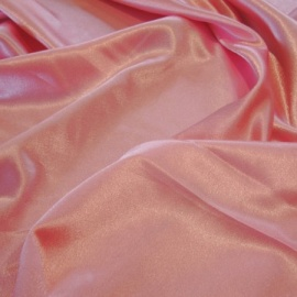 Crepe Back Satin CANDY PINK