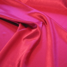 Crepe Back Satin FUCHSIA