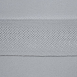 Crinoline Nylon Horse Hair Braid WHITE