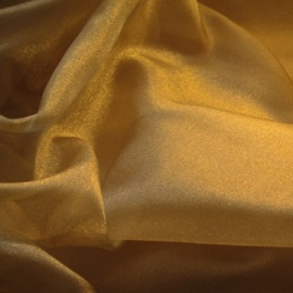 Crystal Organza NEW GOLD