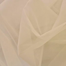 Extra Wide Tulle NEW IVORY