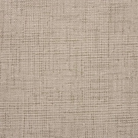 Lightweight Linen-look Polyester Check BEIGE