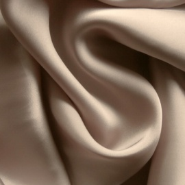 Lightweight Silky Satin FLESH