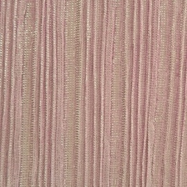 Metallic Pleat PINK SILVER