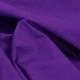 Poly Cotton PURPLE