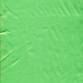 Polyester Satin FLO GREEN