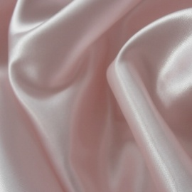 Polyester Satin PALE PINK