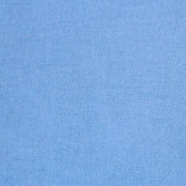Stretch Cotton-look Polyester BLUE