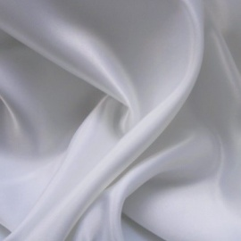 Duchess Satin WHITE