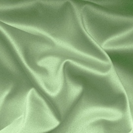 Stretch Duchess Satin SAGE