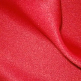 Stretch Duchess Satin RED
