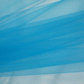 Soft Poly Tulle TURQUOISE