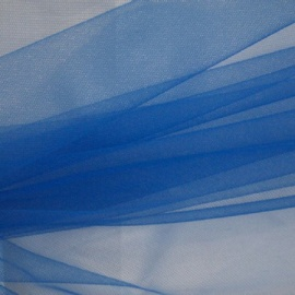 Soft Poly Tulle ROYAL